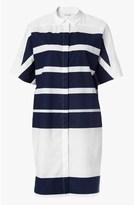 Derek Lam Striped Shirt Dress