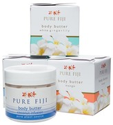 Pure Fiji Body Butter Trio - Assorted