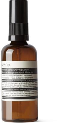 Aesop Moroccan Neroli Shaving Serum, 100ml