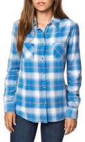 O'Neill Birdie Plaid Flannel Shirt