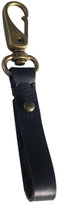 Royce Leather Harness Hide Loop Key Fob 615-3