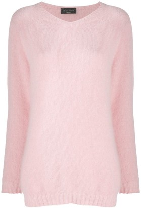 Roberto Collina Round-Neck Sweater