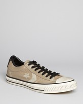 Converse by John Varvatos Star Player Leather Sneakers