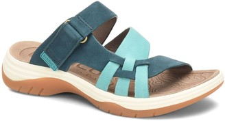 bionica Water-Friendly Leather Slip-On Sandals- Nerice