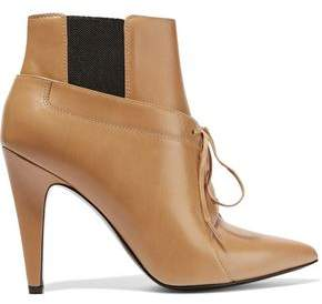 Alexander Wang Ryan Leather Ankle Boots