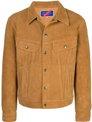 Best Made Company Roughout trucker jacket