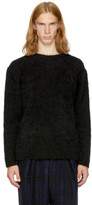 TOMORROWLAND Black Alpaca Sweater