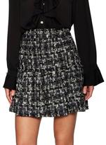 Dolce & Gabbana Tweed Mini Skirt