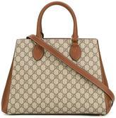 Gucci GG Supreme tote - women - Leather/Polyurethane - One Size