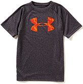 Under Armour Big Boys 8-20 UA Tech Logo Short-Sleeve Tee