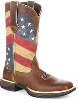 Durango Women's Flag Cowboy Boot