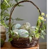 Pottery Barn Botanical Nest Basket
