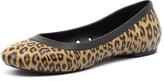 Crocs Lina Graphic Flat Leopard
