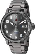 Tommy Hilfiger Men's 1791313 JASPER Analog Display Quartz Watch