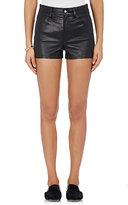 Helmut Lang Women's Lambskin Shorts
