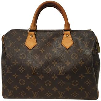 Louis Vuitton Speedy Other Cloth Handbags