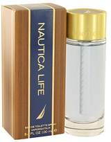 Nautica Life by Eau De Toilette Spray 3.4 oz -100% Authentic by