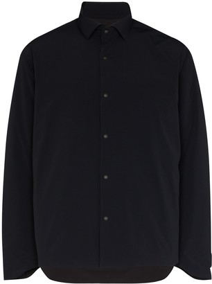 Descente Insulated Long Sleeve Shirt