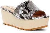 Splendid Lana Platform Slide Sandal