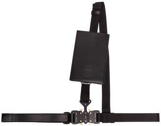 Alyx Tri-Buckle Leather Belt Bag