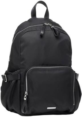 Storksak Diaper Bag Backpack with Adjustable Breast Pump Shelf