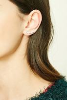 Forever 21 FOREVER 21+ Rhinestone Ear Pins