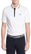 AG Jeans 'Paulsen' Trim Fit Cotton Jersey Polo