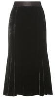 Dolce & Gabbana Velvet Skirt