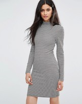 Blend She Emma Stripe Jumper Dress