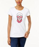INC International Concepts Iris Emoji Graphic T-Shirt, Only at Macy's