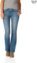Aeropostale Bootcut Core Medium Wash Jean***