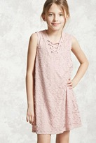 Forever 21 Girls Lace Dress (Kids)