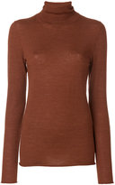 Joseph roll neck jumper