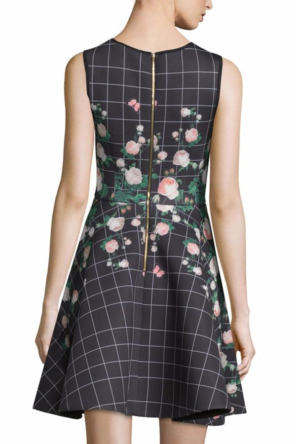 Erin Fetherston Black Suzie Dress