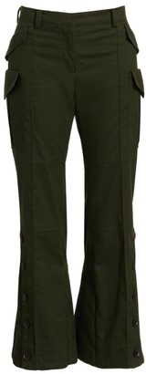 Rokh Articulated Cropped Trousers