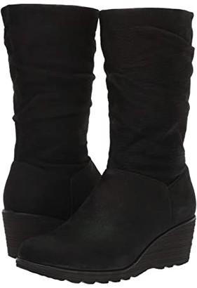 Dansko Cassy (Black Nubuck) Women's Shoes