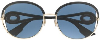 Christian Dior Tinted Sunglasses