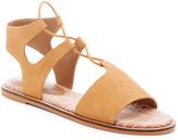 Lucky Brand Women's Sandals SIENNA - Sienna Feray Suede Sandal - Women