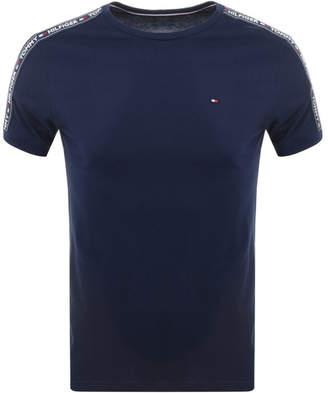 Tommy Hilfiger Loungewear Crew Neck T Shirt Navy