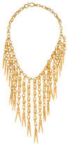 Robert Lee Morris Spike Bib Necklace