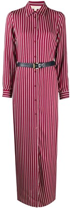 MICHAEL Michael Kors Striped Shirt Dress