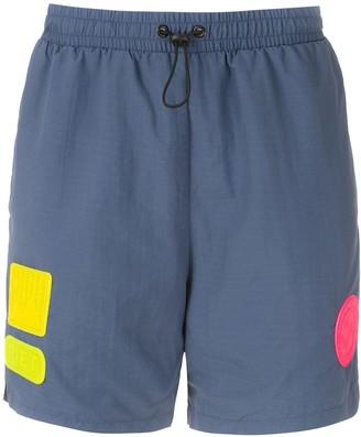 Piet Water swimming shorts