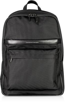 Porsche Design Lane Black MVZ Backpack