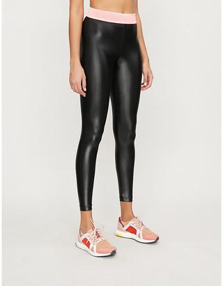 Koral Aden stretch-jersey leggings