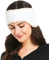 UGG Shearling-Lined Quilted Headband