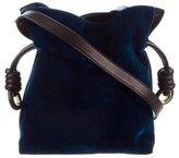 Loewe Velvet Flamenco Bag