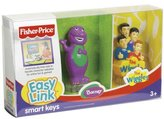 Fisher-Price Easy Link Smart Keys - The Wiggles and Barney