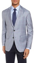 Ted Baker Men's Konan Trim Fit Check Wool Sport Coat