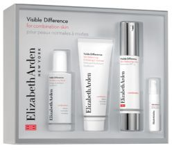 Elizabeth Arden Visible Difference Hydration Set: (Combination Skin Type)