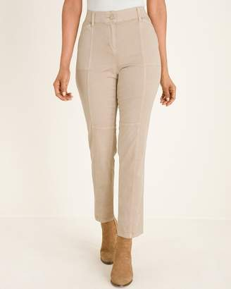 Chico's Chicos Secret Stretch Casual Utility Slim Ankle Pants